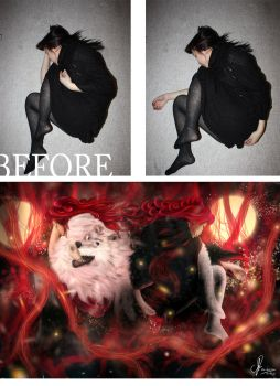Riot Unlimited before after by Dj-Hayabusa