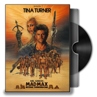 Mad Max 3 : Beyond Thunderdome (1985) Folder Icon by enfieldkay