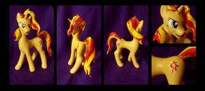 Sunset Shimmer Model by DawnDreamer12