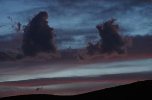 Sunset clouds IV by voldemometr