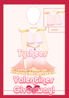 Dress Adopt. GIVEAWAY!!! by Tychees