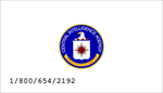 CIA Business Card from Alias by CmdrKerner