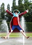 Monkey D. Luffy - Alabasta | I by Wings-chan
