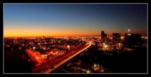 Melbourne City Lights.1 by TrIcKyMiCkY1