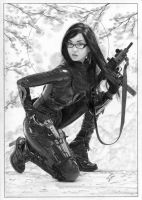 Baroness - Forest action by TimGrayson