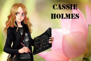 PUSH : Cassie Holmes by AireensColor