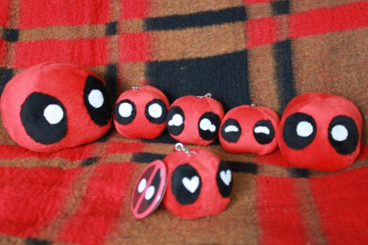 DEAD POOL BALL by KylinSmile