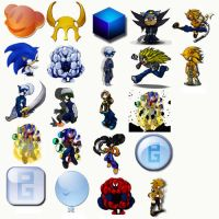 Mp Icons Pack 1 by mattahan