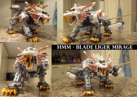 HMM Blade liger Mirage by IrishWolven