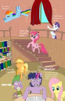 I'm Trying to Study! by DivineFolkLore