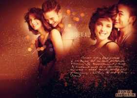 Jackson Rathbone and Ashley Greene by Diana-Creationz