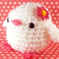 Summer Chickie bird by amigurumikingdom