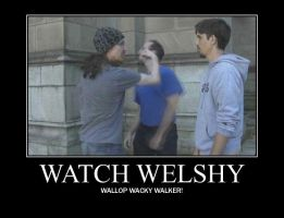 Motivation - Watch Welshy by Songue