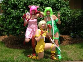 Tokyo Mew Mew Cosplay by Kato-Cosplay