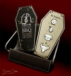 Grimm and Ribbs Business Card by auxeru