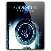 Resident Evil Revelations Icon by dylonji