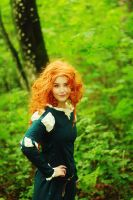 Merida - Brave 2 by StarbitCosplay