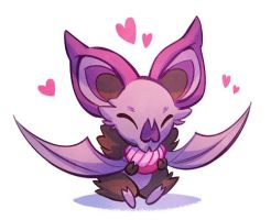 Noibat by drawnbydana