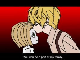 YOU CAN BE A PART OF MY FAMILY - MAD FATHER by vocaloidelen