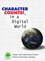 Character Counts Digital World by frotton