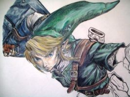 Link by El-Rody-Rules