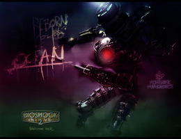 Bioshock 2 by RedDevil00