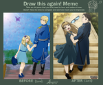 Before After Meme - 1 by NoVaNoah