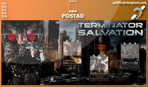 PostAd - 2009 - Terminator Salvation by od3f1