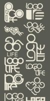 Logo life logotypes by k002