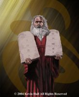 Moses by Silentrage1