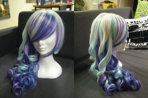My very first made-by-myself wig by KeikisaLai