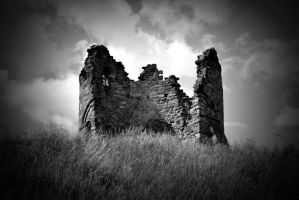 Tutbury Castle by masimage