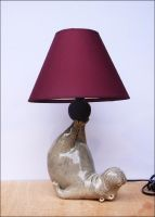 Hippo Lamp by Hippopottermiss