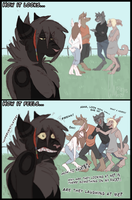Living With Social Anxiety #1 by loriLUNACY