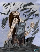 Tomb Raider Survival by PCHILL
