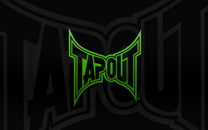 Green Tapout Wallpaper by TravisLutz