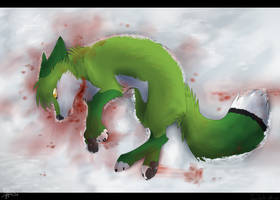 Hymn For The Missing -Speedpaint- by JamKitsune
