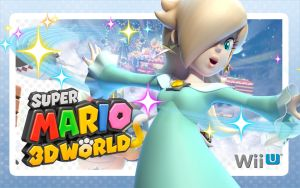 Rosalina - Super Mario 3D World by Link-LeoB