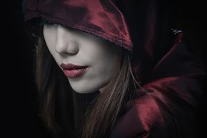 under the red hood by chongbit