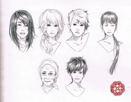 Official R Cast by cycyuts