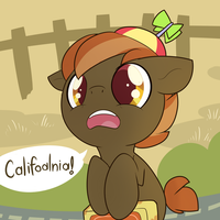 Califoalnia by TheNecroBalam