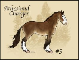 Athroimid Charger Import #5 by ESWard