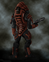 I-am-krogan by Alcarie
