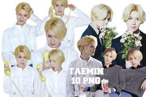 Shinee Taemin PNG Pack {I'm Your Boy} by kamjong-kai