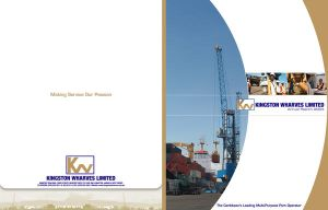Kgn. Wharves 04 Annual Report by streamr