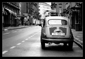 fiat 600 by Pajo89