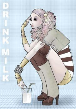 milk by enmi