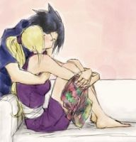 Request : sasuino for kate-lin by chimeishou