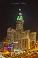 Al-Bayeit Towers by ashamandour