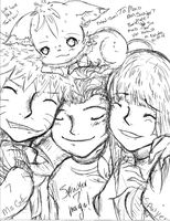 NaruHina-Sawyer7Mage-Thank you for your Reviews by NelNel-Chan